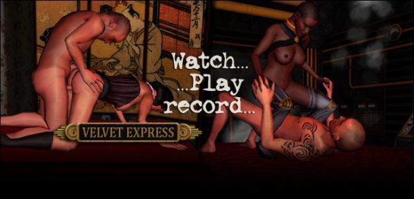 The Velvet Express Sex Simulation
