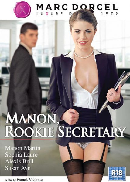 Marc Dorcel : MANON, ROOKIE SECRETARY (HD)