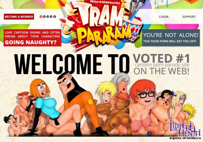 Tram-Pararam.com - Full SiteRip
