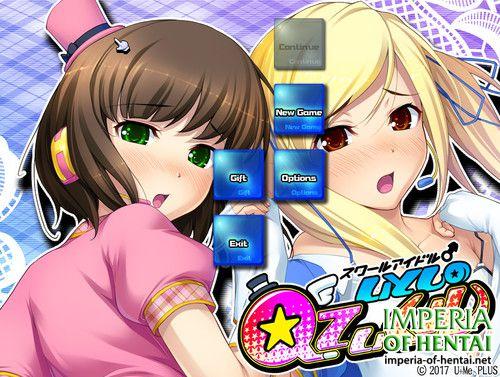 [Hentai Game] School Idol QT Cool - Itoshi no Qtie Cool