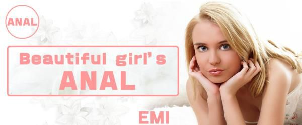 EMI - Beautiful Girls Anal EMI (2016/Kin8tengoku.com/FullHD)