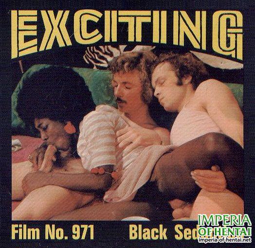 Exciting Film No.971 – Black Seduction