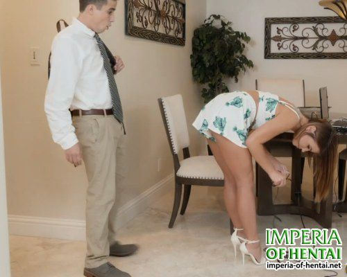 Jenny is his teacher's sexy wife