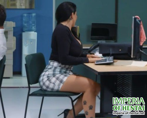 Sex with Gina at work during the break